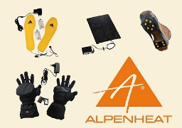 Alpenheat Outdoor Heizung!